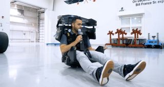 En el Taller con NASCAR – Car Seat Technology (English)