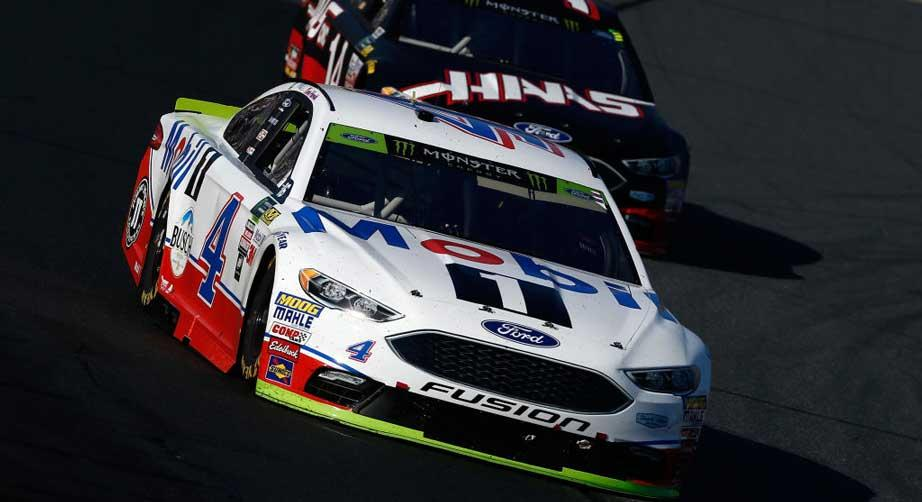Stewart-Haas Racing off to hot start in 2018