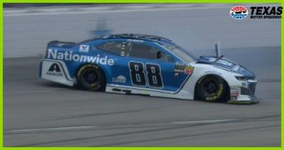 Bowman spins early at Texas, collecting others