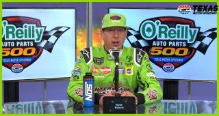 Kyle Busch: 'I give everybody hell on Mondays and Tuesdays'
