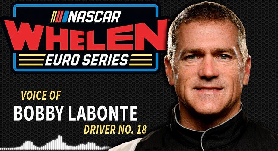 Labonte ready for 'different environment' in NASCAR Euro Series