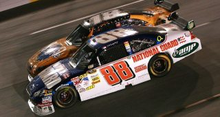Junior and Kyle Busch: 'A recipe for disaster' at Richmond 2008