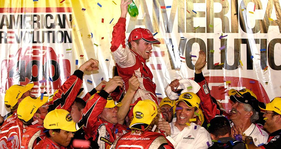 Relive Kasey Kahne's first premier series win at Richmond