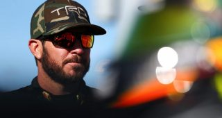 Truex Jr. takes first pole at Richmond, looks for first win