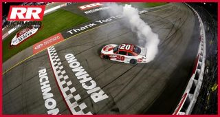 Ring the Bell: Christopher Bell celebrates Richmond win