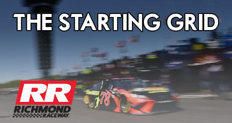 Starting Grid: Richmond Raceway