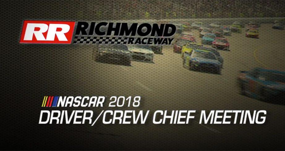 Driver Meeting Video: Richmond