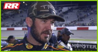 Truex Jr. comes up short at Richmond