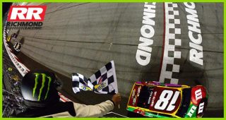 Richmond doesn't disappoint in final laps
