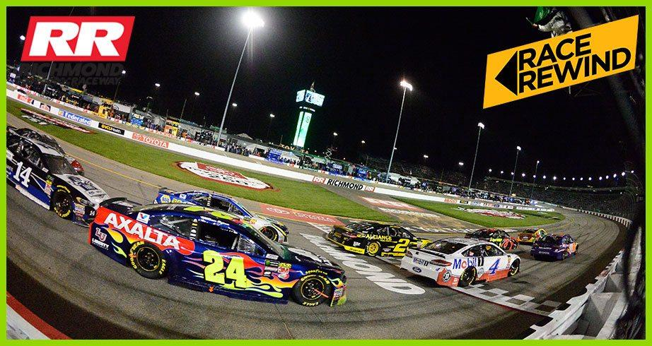 Race Rewind: Richmond Raceway in 15