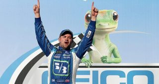 Drivers offer different takes on how they view Talladega