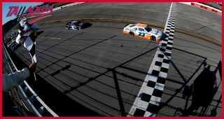 Sweet Victory: Gallagher earns first Xfinity Series win