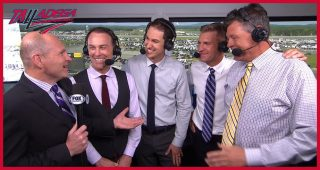 Watch: Drivers-only broadcast provides laughs, good times