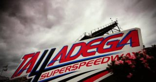 Starting Grid: Talladega Superspeedway