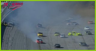 'Big One' unfolds late at Talladega
