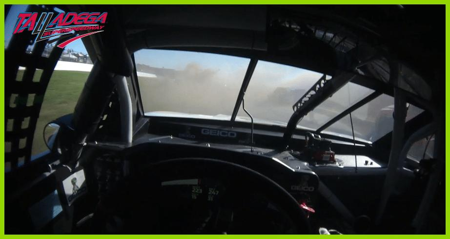 In-car: See how Ty Dillon navigates through the 'Big One'