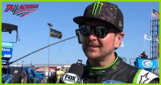 Kurt Busch on closing laps: 'I got outfoxed'