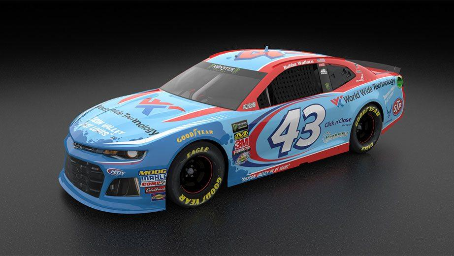 RPM, Bubba Wallace add new sponsor for 2018 season