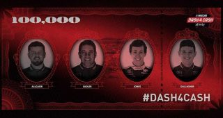 Dash 4 Cash field set for Dover