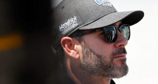 Jimmie Johnson: 'We're victims of our own success'