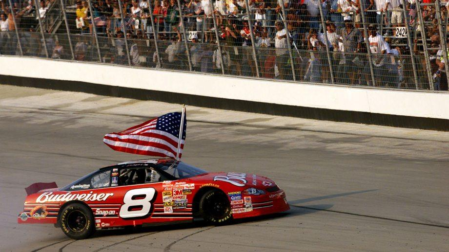 Liberty & Independence: Dale Jr. wins 2001 fall Dover race