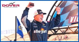 Victory Lane: Sauter celebrates second straight Dover win
