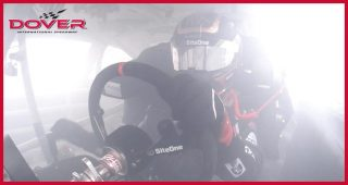 Justin Allgaier burns out in Dover after Dash 4 Cash win