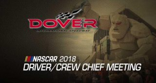 Driver Meeting Video: Dover