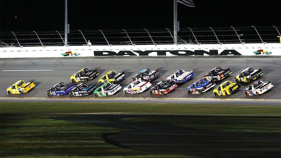 NASCAR's Truck Series to get new name in 2019