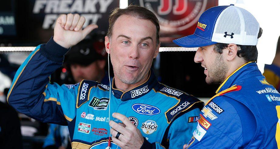 Harvick: Chase Elliott is NASCAR's next 'megastar'