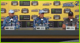 Harvick: Now it feels like a game