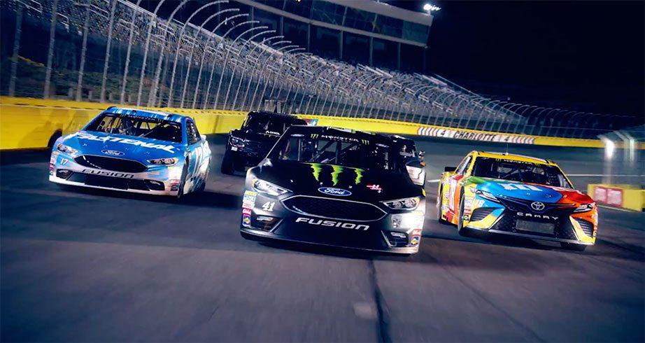 Behind the scenes of 'The Drop', All-Star Race Hype