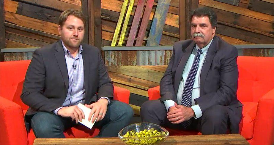 Over the Edge: Mike Helton talks NASCAR Foundation event