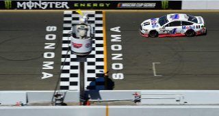 How they qualified for the All-Star Race: Ford drivers