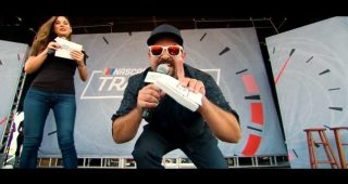 Show us the money! Trackside Live is back at Charlotte Motor Speedway