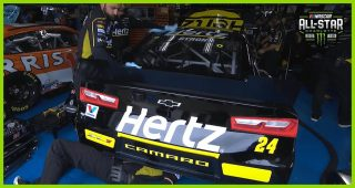 Gordon, Larry Mac give rundown of spoiler and aero package for All-Star Race