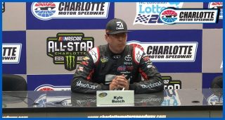 Busch uses 'pure talent' to overcome pit-road troubles