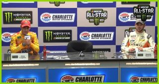 Logano gives praise to All-Star rules package