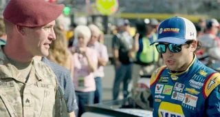 NASCAR Salutes: What does service mean to drivers?