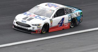 NASCAR Salutes: SHR drivers proud to pay tribute to the fallen