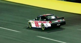 Dale Jr.: 'I'm just cruisin' what am I supposed to do'