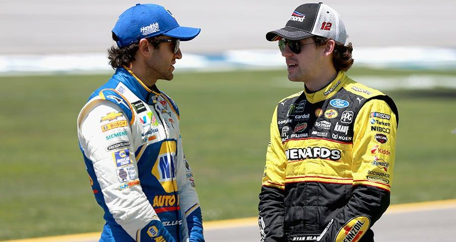 Who will be the next first-time winner? Blaney weighs in
