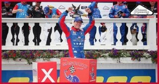 Kyle Busch after 92nd Xfinity win: 'This car was on rails'