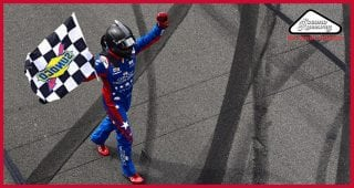 Relive the Xfinity Series race at Pocono in 135 seconds