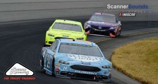Best in-car audio: Pocono Raceway