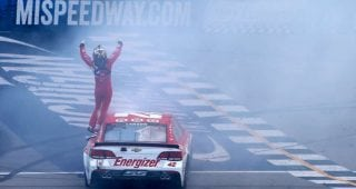 King of Michigan: Can anyone beat Kyle Larson?