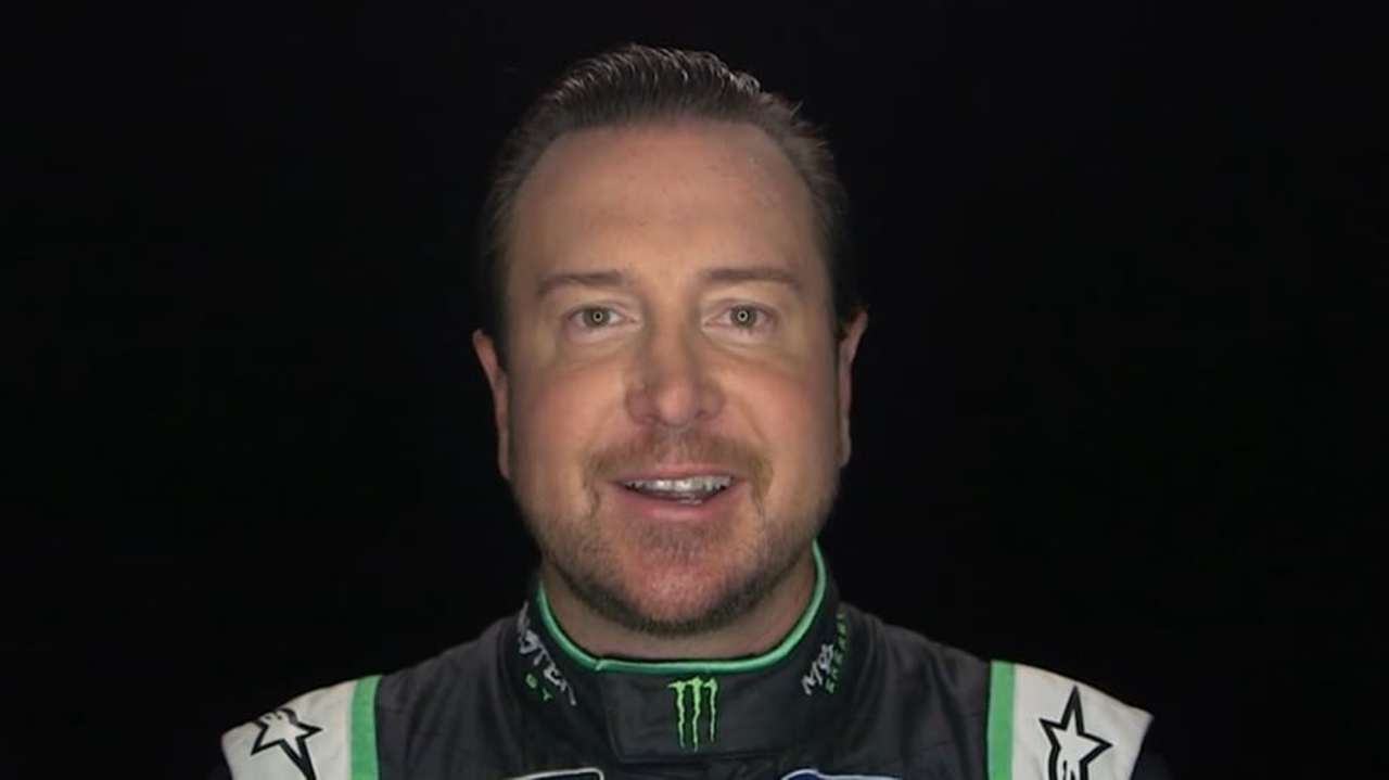 Sneaky moment: Kurt Busch recalls funny Father's Day moment