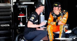 Crew Call: Cole Pearn says 'we meant to' trick No. 4 team