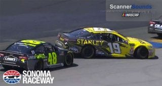 Scanner Sounds: Best in-car audio from Sonoma