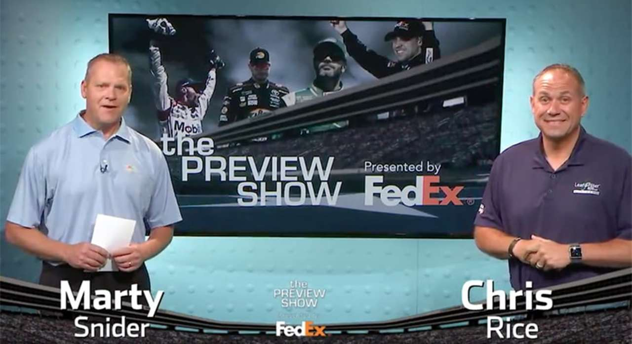 FedEx Preview Show: Chicagoland